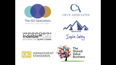 BECBC ISO e workshop presenter logos