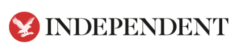 The Independent Logo for news Sept 2020
