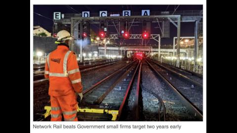 Constr Enq news Network Rail Oct 2020