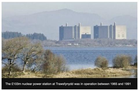 BBC News Trawsfynydd Nov 2020