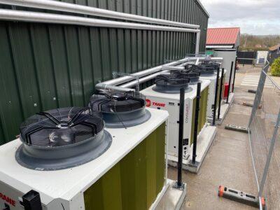 Air Source Heat Pump above 1 400x300