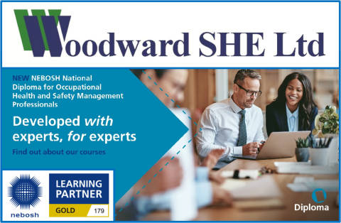 Woodward SHE news Apr 2021