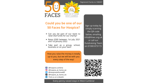 50 Faces poster 6