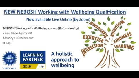 Working with Wellbeing 11 Oct 2021