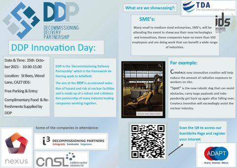 DDP leaflet