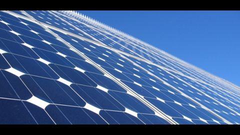TEST solar panel