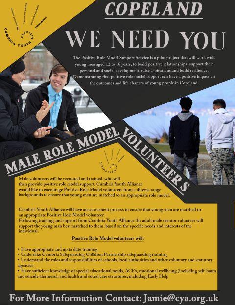 CYA Positive Role Models Poster