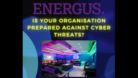 Energus Cyber Lab Aug 2020