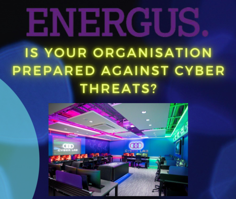 Energus Cyber Lab Aug 2020