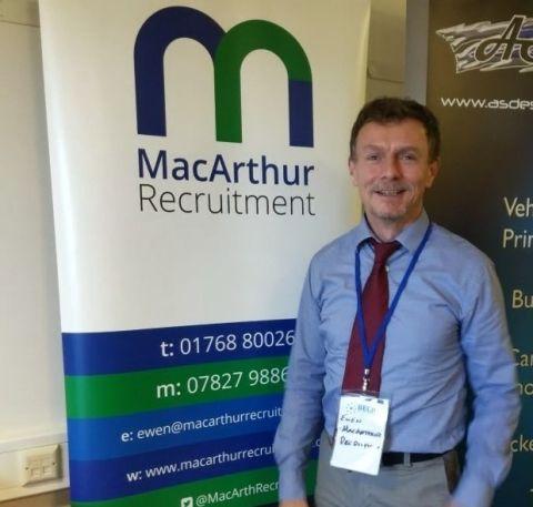 Mac Arthur at BECBC BSG 2