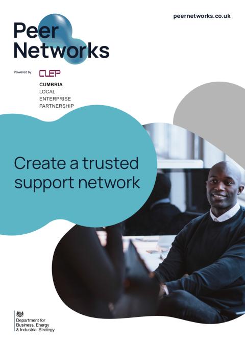 Peer Network Brochure Cover