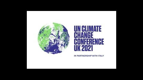 S300 COP26 logo landscape blue RGB
