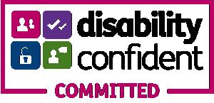 Disability confident badge1