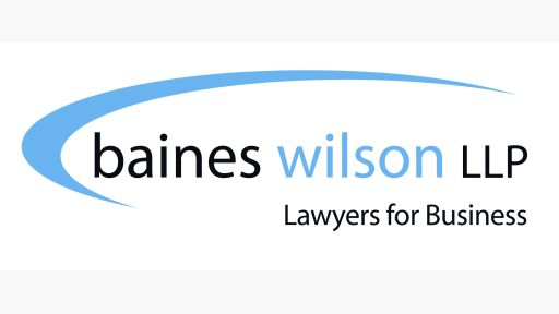 Baines Wilson LLP Lawyers for Business logo