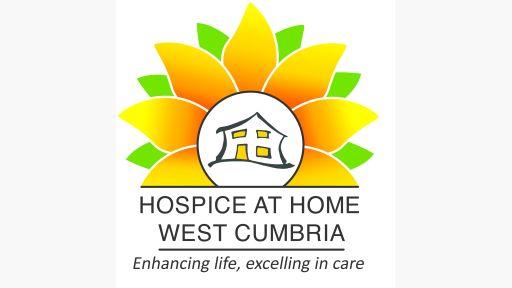 Hospice logo with strapline