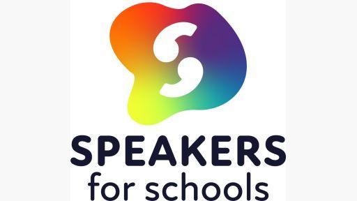 Speakers for Schools RGB Master Logo Vertical
